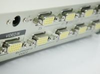 8 PORT VGA SPLITTER 250MHZ