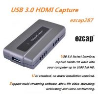EZCAP 287 USB3.0 HDMI VIDEO CAPTURE BOX