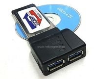express card 2 port usb3.0 - model ini sold out
