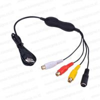 EZCAP 158 USB 2.0 VIDEO CAPTURE RCA UVC SUPPORT ANDROID