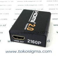 HDMI 2.0 REPEATER SUPPORT 4K x 2K, 3D