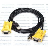 KABEL KVM SWITCH USB 1.5M