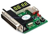 4-Digit PC Analyzer Diagnostic Card Motherboard Tester POST