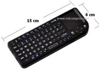 ULTRA MINI KEYBOARD WIRELESS RT-UMK-100-RF
