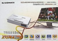 GADMEI XGA TV BOX TV5821new - Ready stock