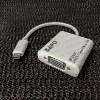 BAFO BF-2634 USB 3.1 Type-C to VGA Cable Adapter