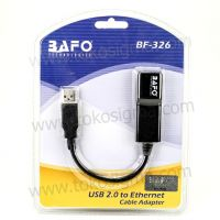 BAFO BF-326 USB 2.0 to LAN ETHERNET CABLE ADAPTER
