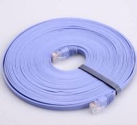 KABEL PACTH CORD CAT-6 FLAT 30mtr