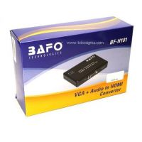 BAFO BF-H101 VGA + AUDIO TO HDMI CONVERTER