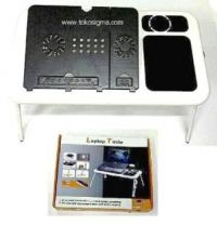 LAPTOP COOLING E-TABLE WITH MOUSE PAD LD09