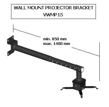 Wall Bracket For Lcd Projector Vwmp15